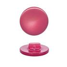 Пуговицы карамель д.11 025 т.розовый