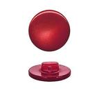 Пуговицы карамель д.11 068 красный
