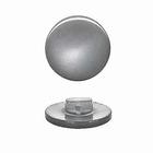 Пуговицы карамель д.11 125 св. серый