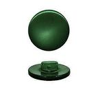 Пуговицы карамель д.15 053 т.зеленый малахит