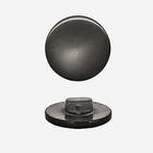 Пуговицы карамель д.15 115 т. серый