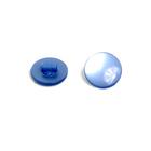 Пуговицы карамель д.15 119 серо-синий