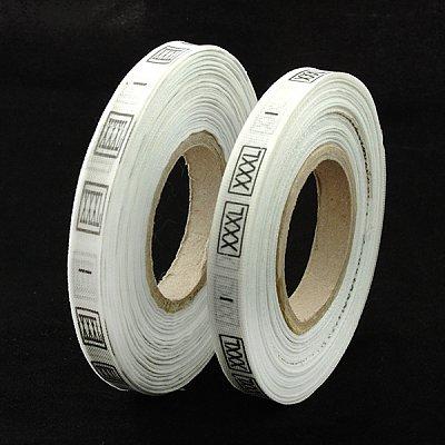Размерники « ХХXL» рул.1200шт. в интернет-магазине Швейпрофи.рф