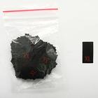 Размерники в пакетике (уп. 200 шт.) «XL» красн. на черн.