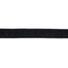 Резинка «У» УРЧ-06 (рул. 50 м) чёрн.