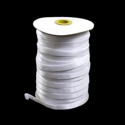 Резинка 10 мм 0511-1809 для бретелей (уп. 65,8 м) бел. в интернет-магазине Швейпрофи.рф