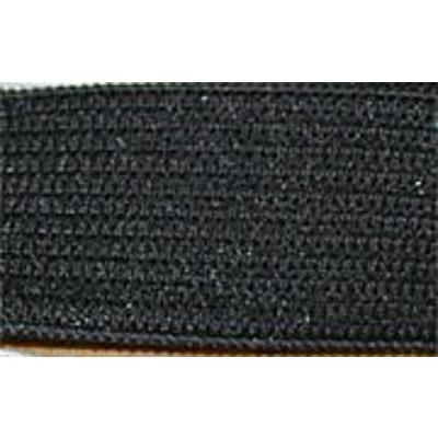 Резинка 26 мм Беларусь 8с686 черн. рул. 20 м в интернет-магазине Швейпрофи.рф
