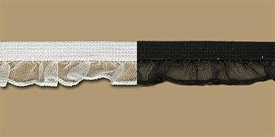 Резинка ажурная 12 мм Блитц DT-08 (уп. 25 м)