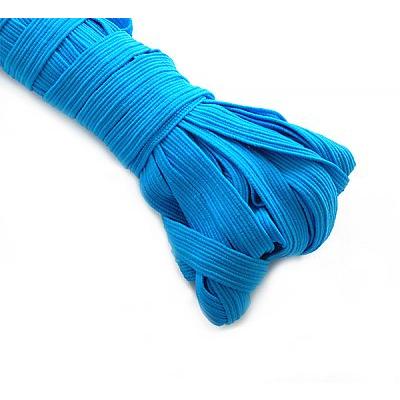 Резинка вздержка 10 мм голубой 05 в интернет-магазине Швейпрофи.рф