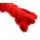 Резинка вздержка 10 мм красный 06