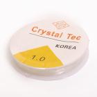 Резинка для бисера 1 мм (кат. 10 м.) белый