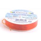 Резинка для бисера DN-1 (кат. 18 м) 1 мм №13 оранжевый