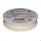 Резинка для бисера DN-1 (кат. 18 м) 1 мм №14 белый