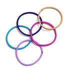 Резинка для волос кольцо Р 0,3*4 см тонкое