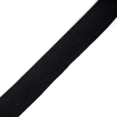 Резинка Россия СН 20 мм (рул. 25 м) чёрный в интернет-магазине Швейпрофи.рф