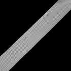 Резинка Россия СН 25 мм (рул. 25 м) белый