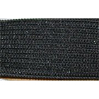 Резинка Тайвань 25 мм (рул. 40 м) чёрн.