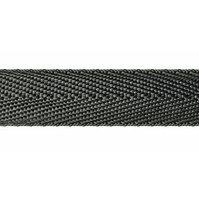 Ременная лента 22 мм «Ёлочка» (рул. 100 м) черн. в интернет-магазине Швейпрофи.рф