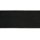 Ременная лента Китай 25 мм облегч. (рул. 100 м) черн.