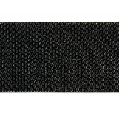 Ременная лента Китай 40 мм (рул. 100 м) облегч. черн. в интернет-магазине Швейпрофи.рф