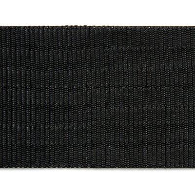 Ременная лента Китай 50 мм (рул. 100 м) облегч. черн. в интернет-магазине Швейпрофи.рф