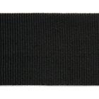 Ременная лента Китай 50 мм облегч. (рул. 100 м) черн.