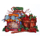Рисунок для вышивания бисером HP СБ-3016 «Сладкое варенье» 18*22 см