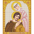 Рисунок для вышивания бисером Благовест И-4053 Святые Пётр и Февронья 20*25 см