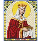 Рисунок для вышивания бисером Благовест И-4107 Св. Равн. Царица Елена 20*25 см