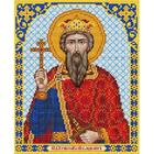 Рисунок для вышивания бисером Благовест И-4111 Св. Великий Князь Владимир 20*25 см