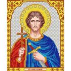 Рисунок для вышивания бисером Благовест И-4118 Св. Преподобный Роман Сладкопевец 20*25 см