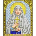 Рисунок для вышивания бисером Благовест И-4187 Св. Елизавета 20*25 см