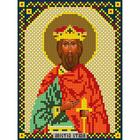 Рисунок на габардине «Русская сказка АК-001 Св. Апостол Стахий» 12*16 см
