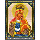 Рисунок на габардине «Русская сказка АК-036 Избавление от бед страждующих» 12*16 см