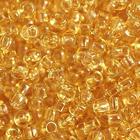 Бисер Preciosa Чехия (уп. 5 г) 10020 св.-желтый прозрачный