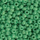 Бисер Preciosa Чехия (уп. 5 г) 16156 зеленый перламутровый