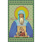 Рисунок на габардине А5 КМИ-5392 «Арсений» 10*18 см