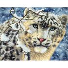 Рисунок на канве Гелиос Ф-041 «Снежный барс» 44*35 см
