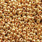 Бисер Preciosa Чехия (уп. 5 г) 18583 желтый металлик