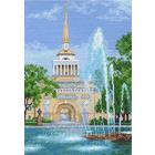 Рисунок на канве МП (37*49 см) 0831 «Адмиралтейство» (снят)