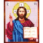Рисунок на полотне 6*7 см М-002 «Господь Вседержитель»