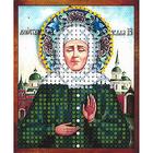 Рисунок на полотне 6*7 см М-004 «Св. Блаженная Матрона»