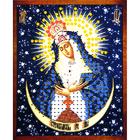 Рисунок на полотне 6*7 см М-018 «Остробрамская Богородица»