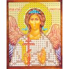 Рисунок на полотне 6*7 см М-021 «Ангел-Хранитель»