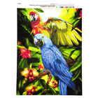 Рисунок на полотне А3 E-0332 «Пижоны джунглей» 29*39 см