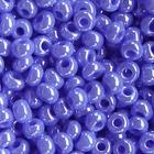 Бисер Preciosa Чехия (уп. 5 г) 38020 св.-синий перламутровый