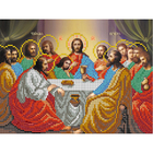 Рисунок на ткани «Славяночка КС-067 Тайная вечеря» 36*53 см