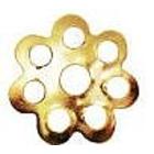Розетка для бус Zlatka DR-012 золото