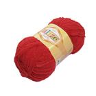 Пряжа Софти (Softy)  50 г / 115 м 056 красный