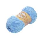 Пряжа Софти (Softy)  50 г / 115 м 040 голубой